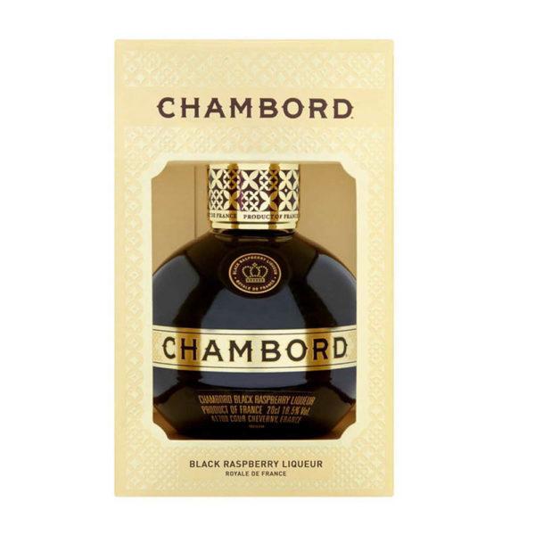 Chambord Black Raspberry Liqueur Royale de France 05 pdd. 165 vásárlás