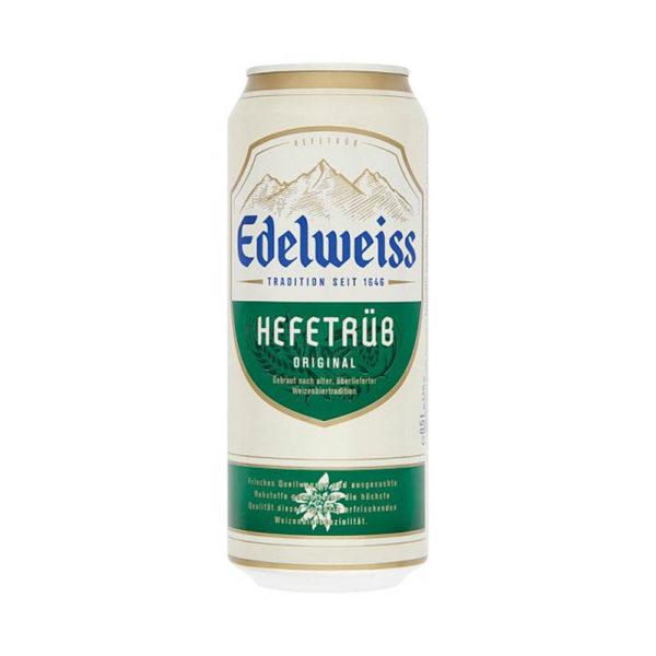Edelweiss Hefetrüb búzasör 05 dobozos 55 vásárlás