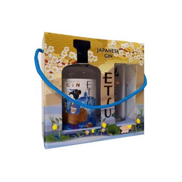 Etsu Handcrafted Gin 07 dd. pohár 43 vásárlás
