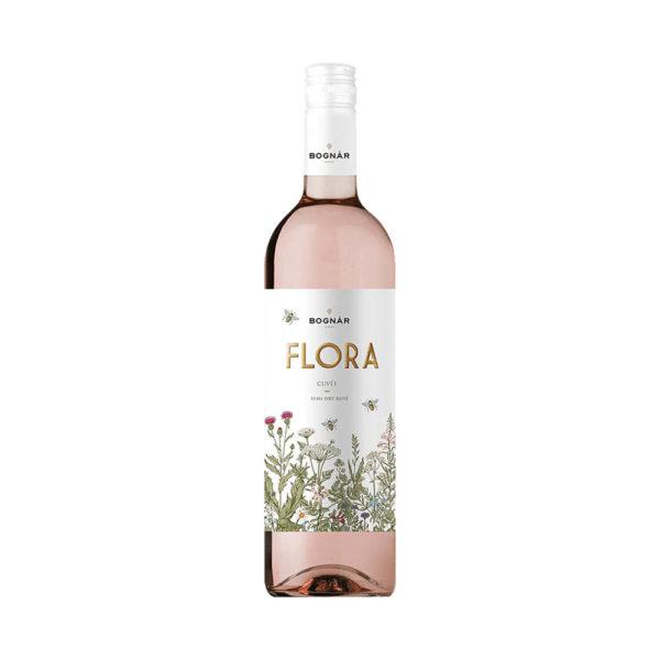 FLORA Rosé Cuvée félszáraz bor 075 vásárlás