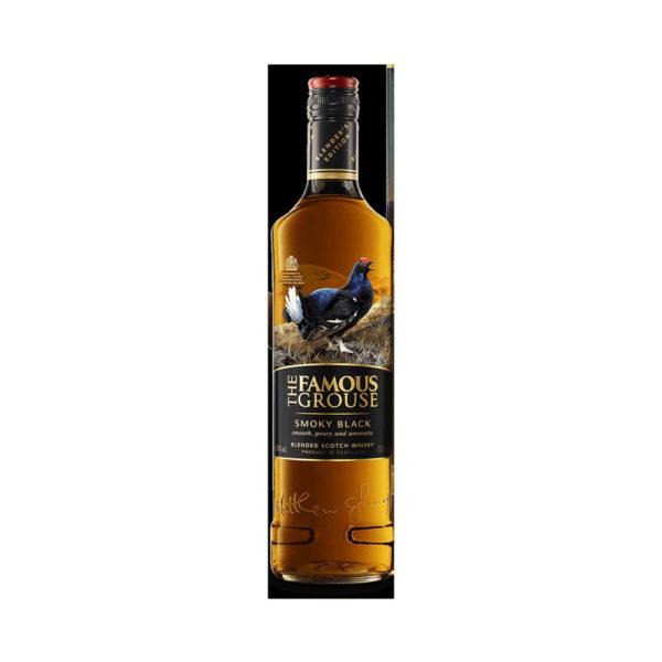 Famous Grouse Smoky Black whisky 07 40 vásárlás