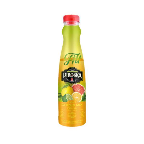 Fitt Piroska Citrus Mix szörp 07 pet vásárlás