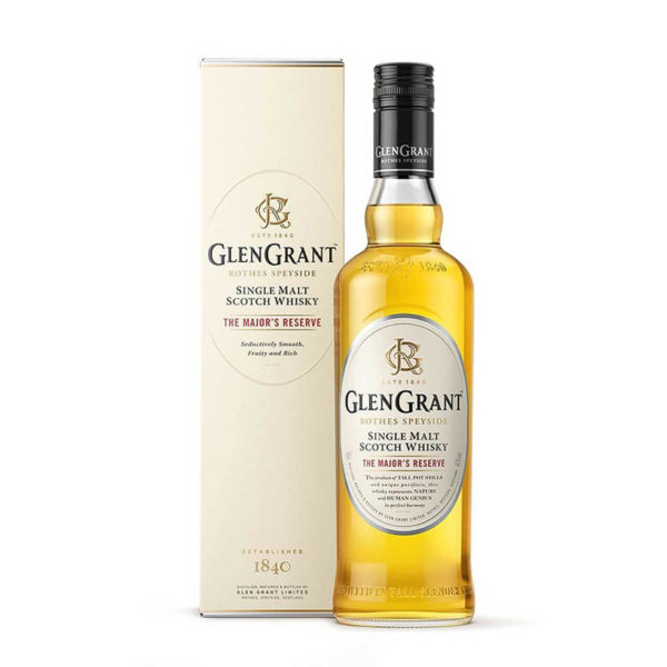 Glen Grant The Major s Reserve Single Malt Scotch whisky 07 pdd. 40 vásárlás