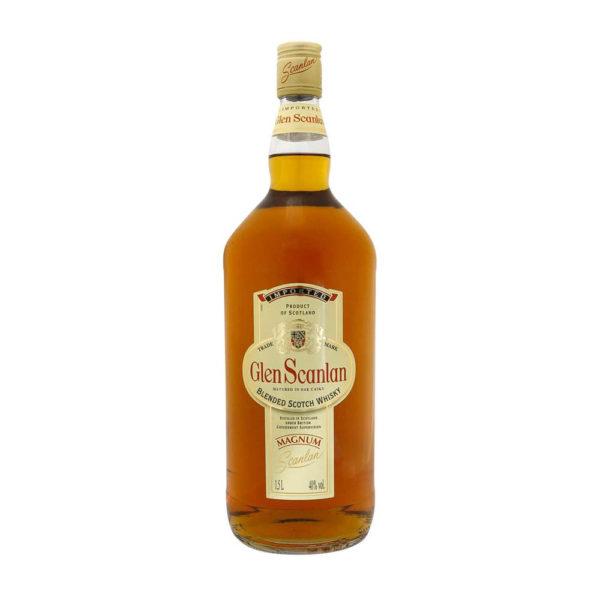 Glen Scanlan Blended Scotch whisky Magnum 15 40 vásárlás