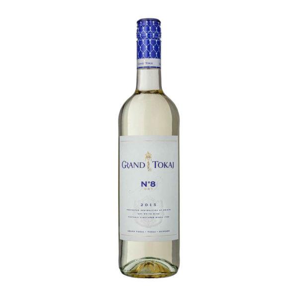 Grand Tokaj No8 száraz fehérbor vásárlás