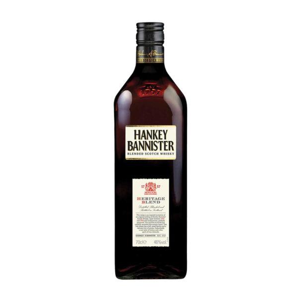 Hankey Bannister Heritage Blended Scotch whisky 07 46 vásárlás