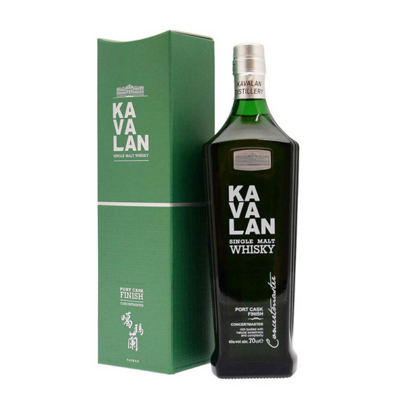 Kavalan Concertmaster Single Malt whisky 07 pdd. 40 vásárlás