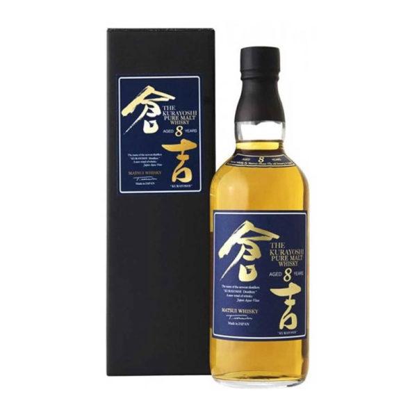 Kurayoshi Pure Malt 8 éves whisky 07 pdd. 43 vásárlás