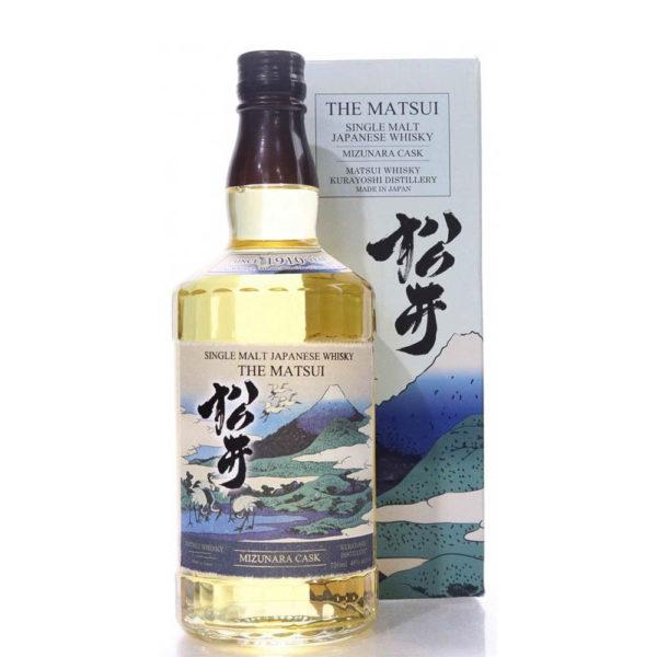 Matsui Mizunara Cask Single Malt Japanese whisky 07 pdd. 48 vásárlás