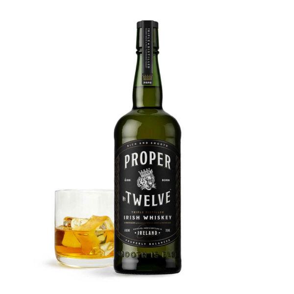 Proper Twelve Irish whiskey Conor McGregor 07 40 vásárlás