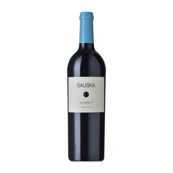 Sauska Cuvée 7 Siklós 2017. száraz vörösbor 075 vásárlás