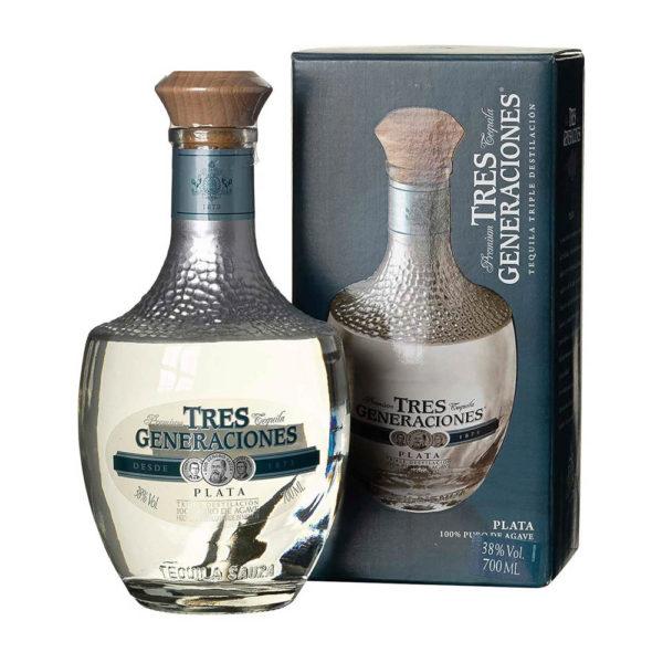 Tequila Sauza Tres Generaciones Blanco Tequila 07 pdd. 38 vásárlás