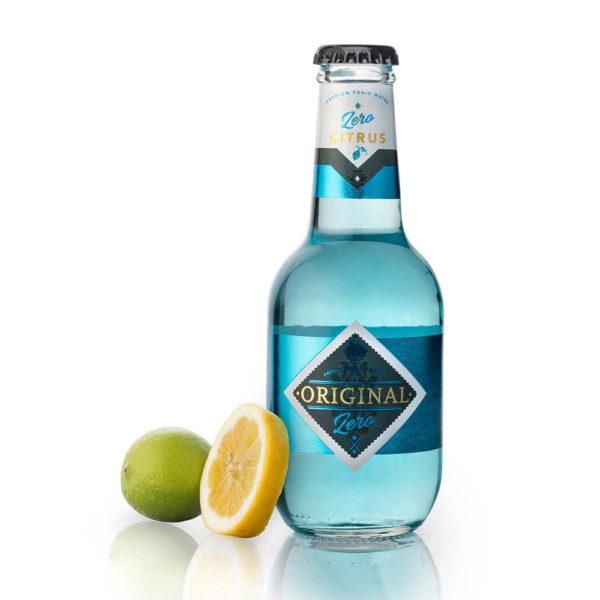 original Premium Tonic Water Citrus Zero 02 üveges vásárlás