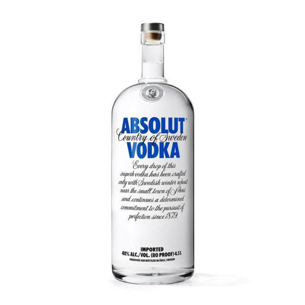 Absolut Vodka Blue 45 40 vásárlás