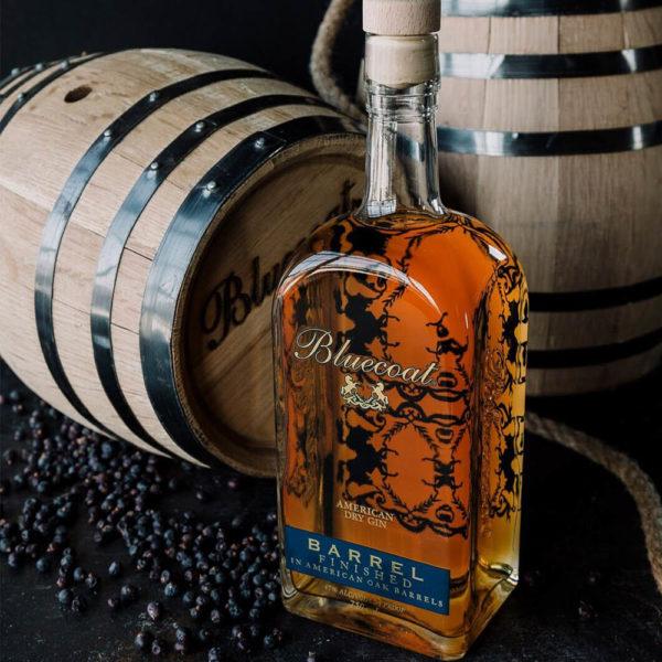 Bluecoat Barrel Reserve gin 07 47 vásárlás