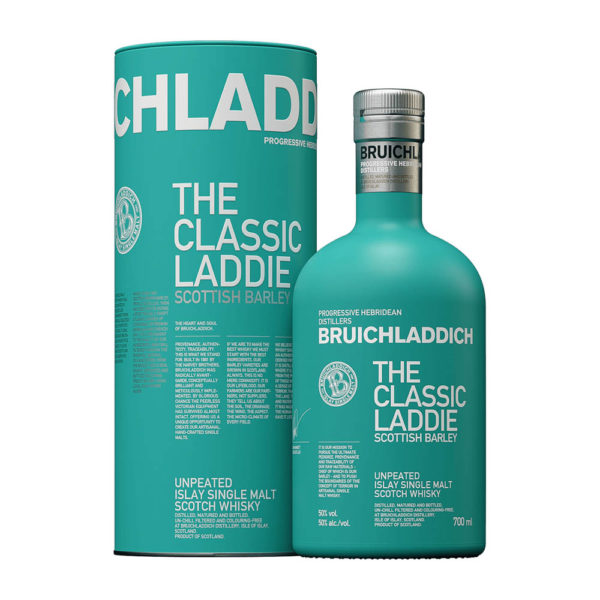 Bruichladdich The Classic Laddie Unpeated Islay Single Malt Scotch whisky 07 fdd 50 vásárlás