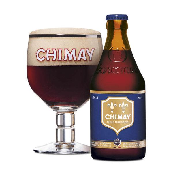 Chimay Bleue Trappista Barna Ale sör 033 9 vásárlás