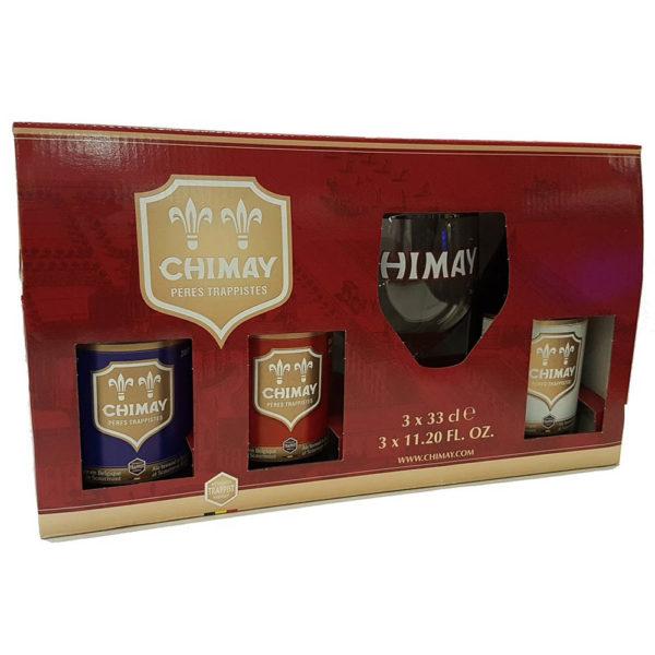 Chimay ajándékcsomag 3 x 033 kehely vásárlás