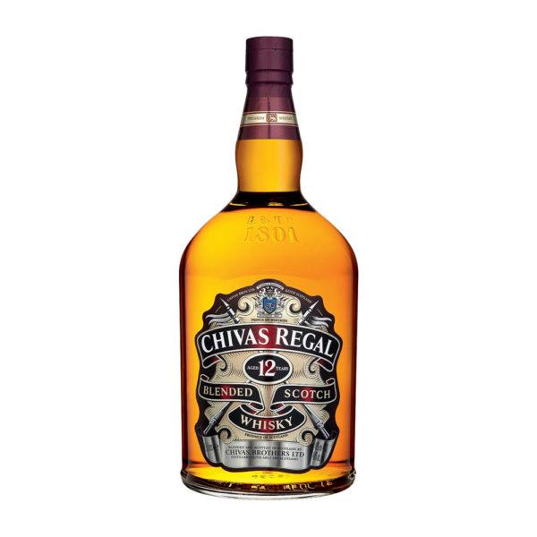 Chivas Regal 12 éves Blended Scotch whisky 45 40 vásárlás