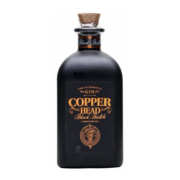Copper Head Black Batch London Dry gin 05 42 vásárlás