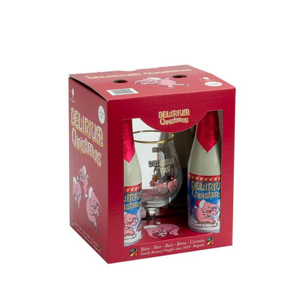 Delirium Karácsonyi csomag 4 x 033 kehely vásárlás