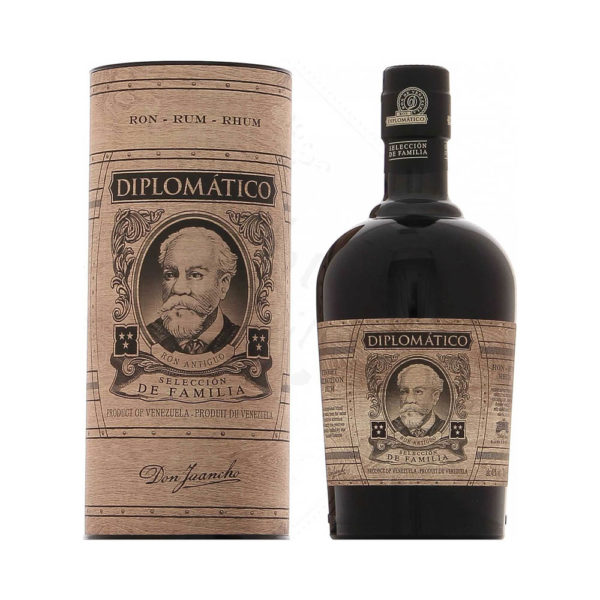 Diplomatico Seleccion De Familia Venezuellai rum 07 dd. 43 vásárlás