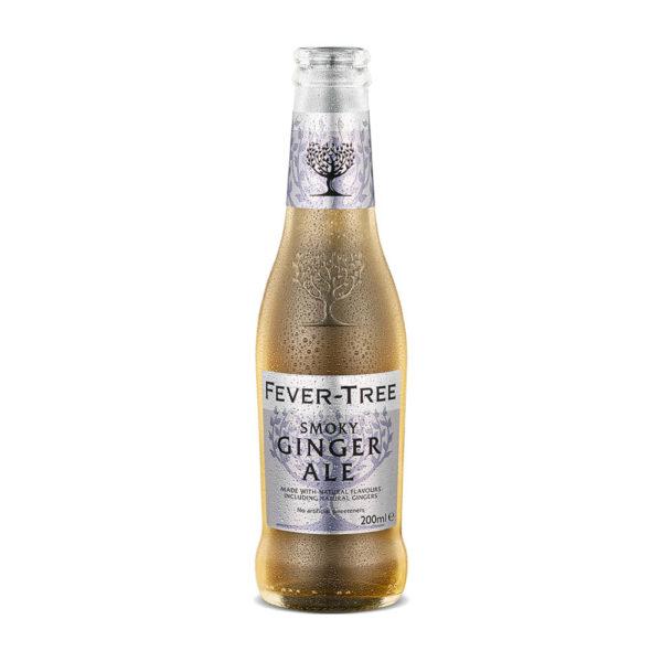 Fever Tree Smoky Ginger Ale 02 üveges vásárlás