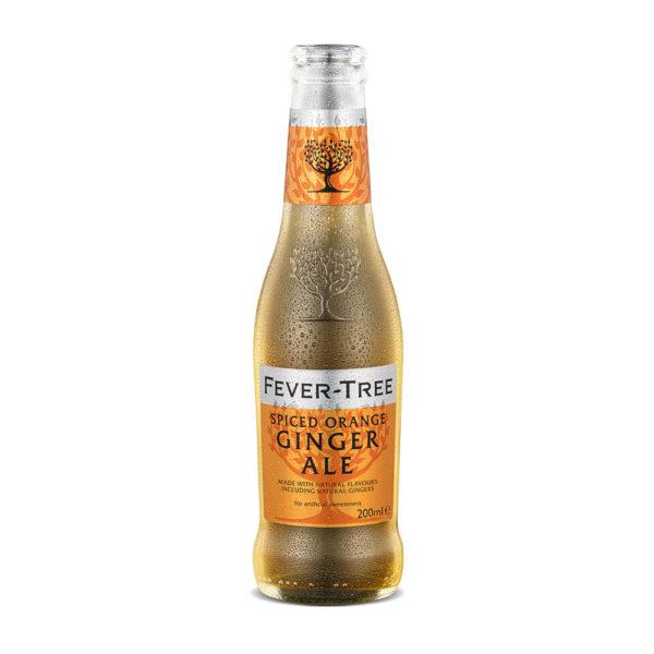 Fever Tree Spiced Orange Ginger Ale 02 üveges vásárlás