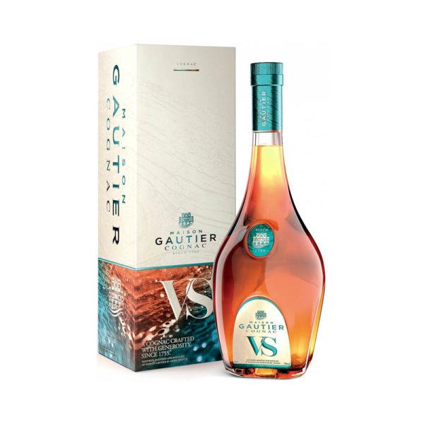 Gautier VS cognac 07 pdd. 40 vásárlás