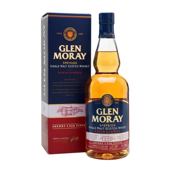 GlenMoray Sherry 07 dd vásárlás