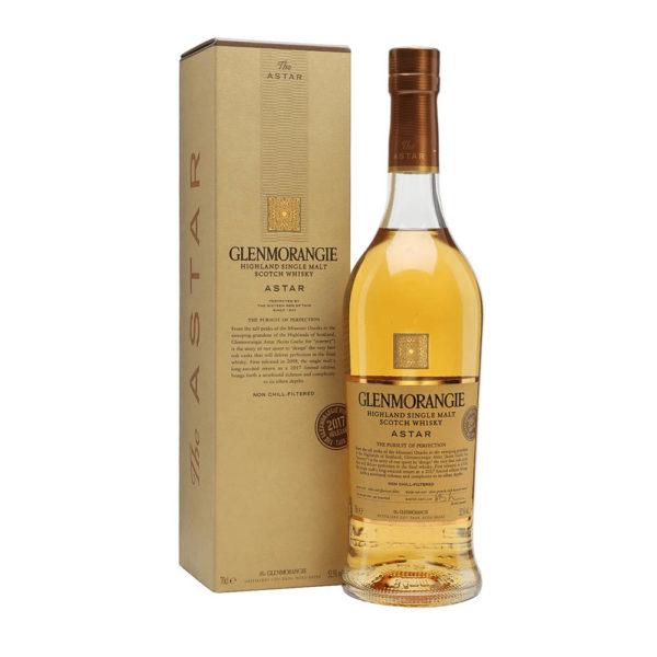 Glenmorangie Astar Highland Single Malt Scotch whisky 07 pdd. 525 vásárlás