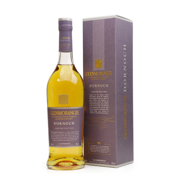 Glenmorangie Dornoch Limited Edition Highland Single Malt Scotch whisky 07 pdd. 43 vásárlás