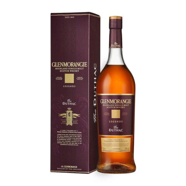 Glenmorangie Duthac Highland Single Malt Scotch whisky 07 pdd. 43 vásárlás
