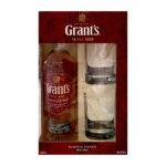 Grant s William Blended Scotch whisky 07 dd. 2 pohár 40 vásárlás
