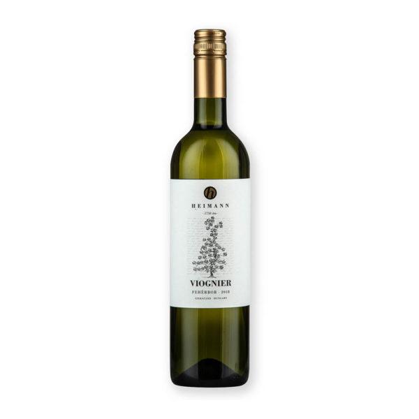 Heimann Viognier 2018. száraz fehérbor 075 vásárlás