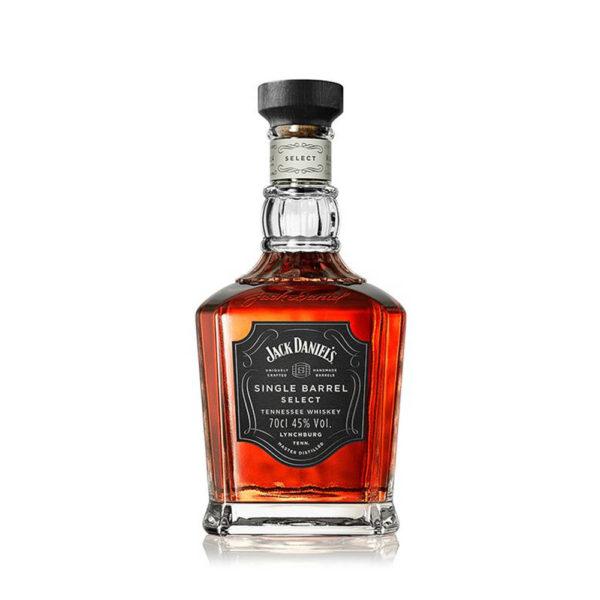 Jack Daniel s Single Barrel whiskey 07 45 vásárlás