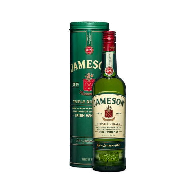 Jameson Ír whiskey 07 fdd. 40 vásárlás
