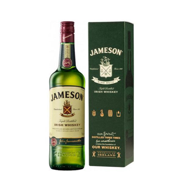 Jameson Ír whiskey 07 pdd. 40 vásárlás