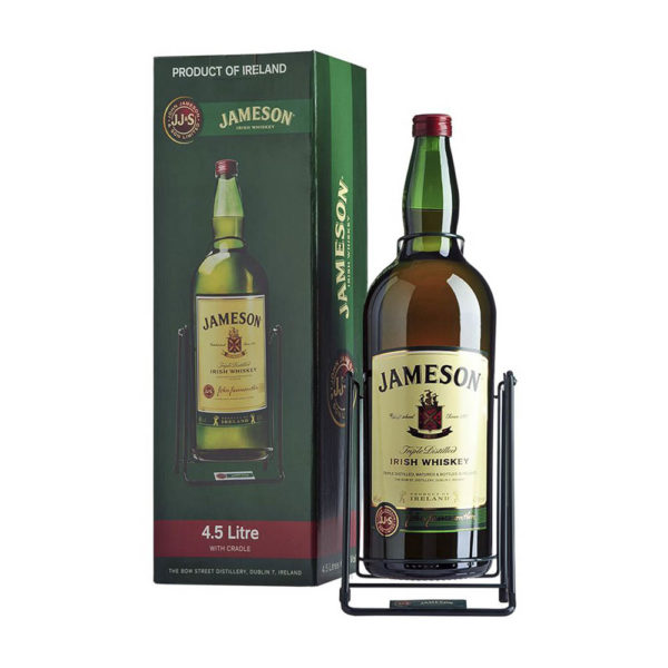 Jameson Irish whiskey 45 állvány 40 vásárlás