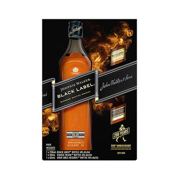Johnnie Walker Black Label whisky 07 Double Black 005 és Gold Label Reserve 005 40 vásárlás