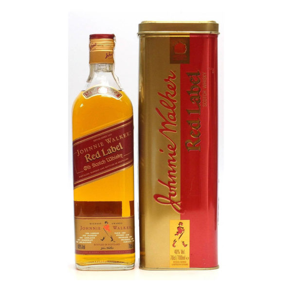 Johnnie Walker Red Label whisky 07 fdd. 40 vásárlás