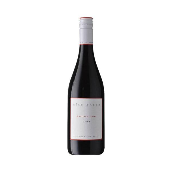 Kiss Gábor Rouge 364 száraz vörösbor 075 vásárlás