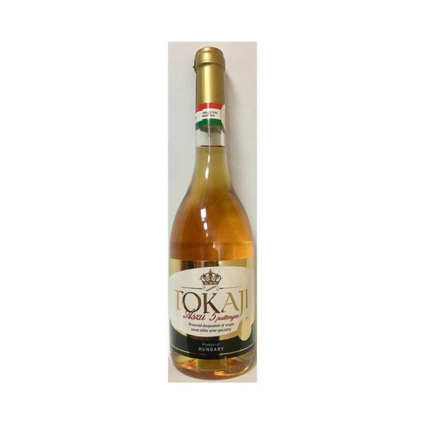 Kiss és Társai Tokaji Aszú 5 puttonyos édes bor 05 vásárlás
