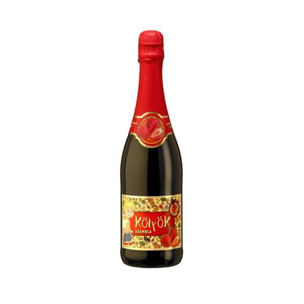 Kölyök pezsgő Szamóca 075 vásárlás
