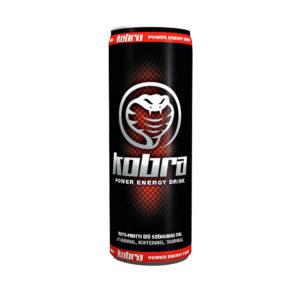 Kobra Original szénsavas ital 025 dobozos vásárlás