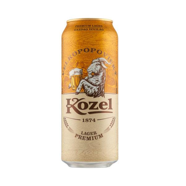 Kozel Premium Lager sör 05 dobozos 46 vásárlás