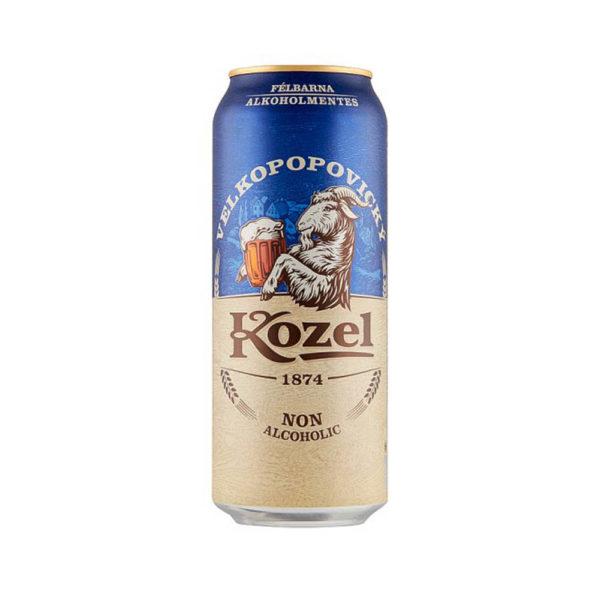 Kozel alkoholmentes félbarna sör 05 dobozos 0 vásárlás