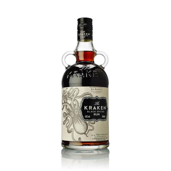 Kraken Black Spiced rum 07 40 vásárlás