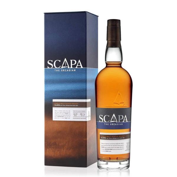 Scapa Glansa Single Malt Scotch Whisky 07 pdd. 40 vásárlás
