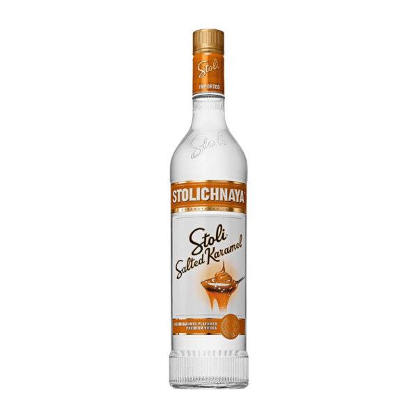 Stolichnaya Salted Karamel vodka 07 375 vásárlás